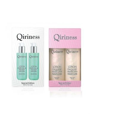 Duo Set - Exquisite Lotion + Duo Set - Fresh Lotion