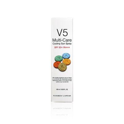 V5維他命水晶防曬噴霧