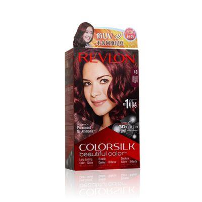 Colorsilk Burgundy  #48