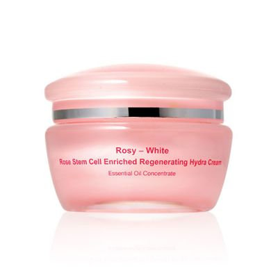 Rosy White Rosy-White Rose Stem Cell Enriched Regenerating Hydra Cream