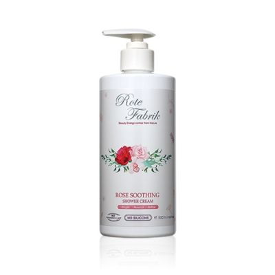 Rose Soothing Shower Cream