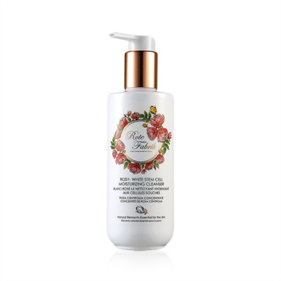 Rosy-White Moisturizing Cleanser