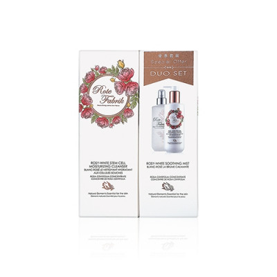 Rosy-White Cleansing & Soothing Special Duo Set