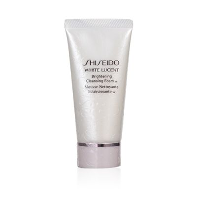 White Lucent Shiseido Brightening Cleansing Foam W