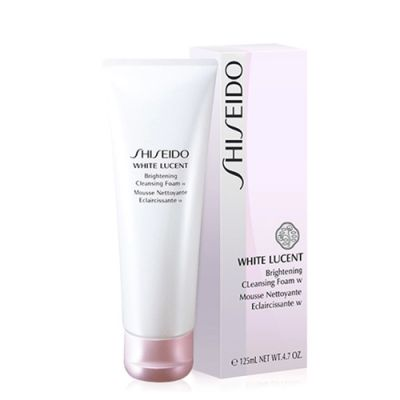 White Lucent Brightening Cleansing Foam W