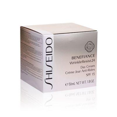 Benefiance Wrinkle Resist 24 Day Cream SPF15