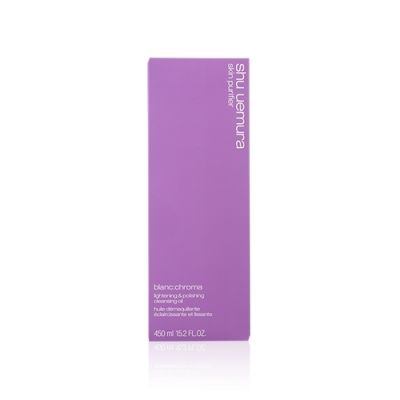 BLANC:CHROMA Lightening & Polishing Cleansing Oil