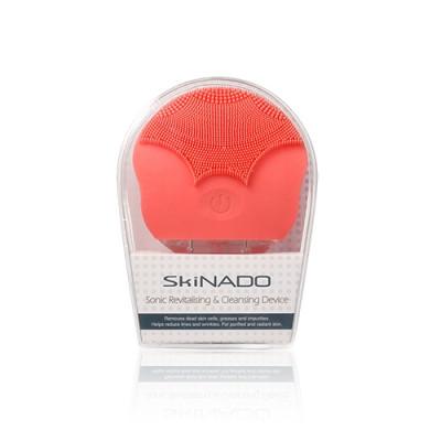 SkiNADO聲波淨肌煥膚儀 (紅色)