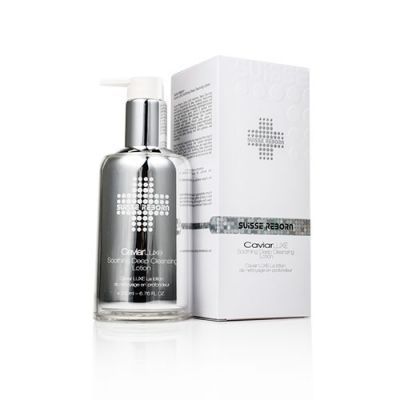 Caviar LUXE Soothing Deep Cleansing Lotion