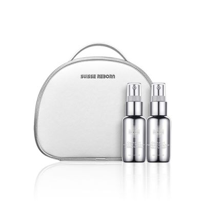 Suisse Reborn Caviar Special Kit (Cleansing Lotion+Soothing Toner)