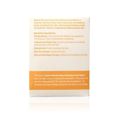 Manuka Honey Detoxifying Facial Msk
