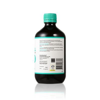 叶绿素液- 薄荷味