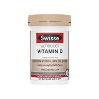 SWISSE 維生素D膠囊(預售)