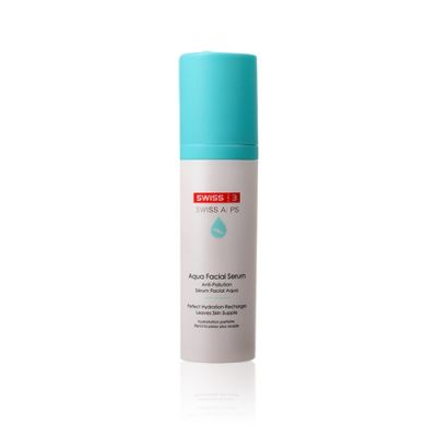 Swiss3 Alps Anti-Pollution Aqua Facial Serum