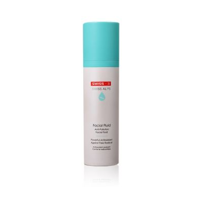 Swiss3 Alps Anti-Pollution Facial Fluid