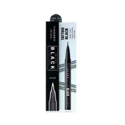 细黑防水眼线笔