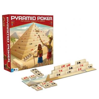 金字塔撲克