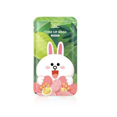 Line Friends Tone Up Mask