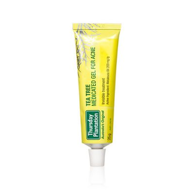 Medicated Gel for Acne