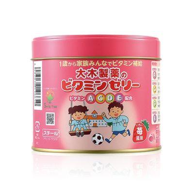 綜合維他命兒童軟糖(草莓味)