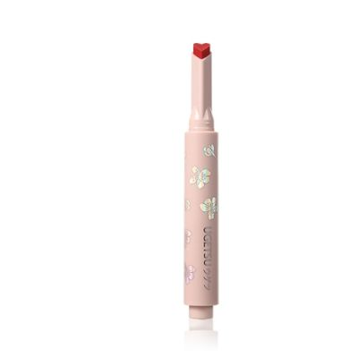 Ugetsu Hearty Luster Lipstick #10 (Cherry Red)