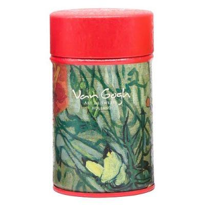 熱情的烏龍罐裝茶葉