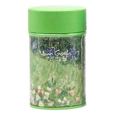 翠綠秘寶罐裝茶葉
