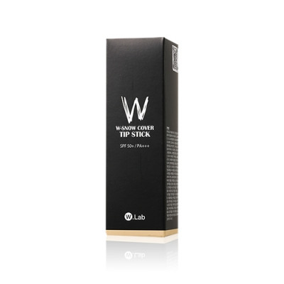 W-Snow Cover Tip Stick SPF50+ PA+++ #23