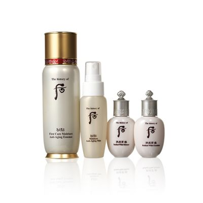 BICHUP First Care Moisture Anti-Aging Essence Special Set (4 Items)