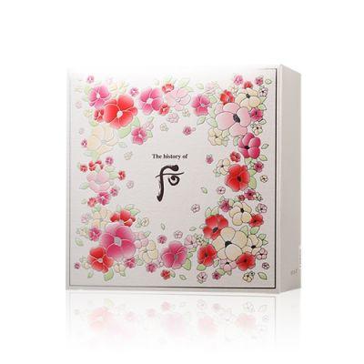 GONGJINHYANG SEOL Radiant White Moisture Cushion Foundation Special Set #21