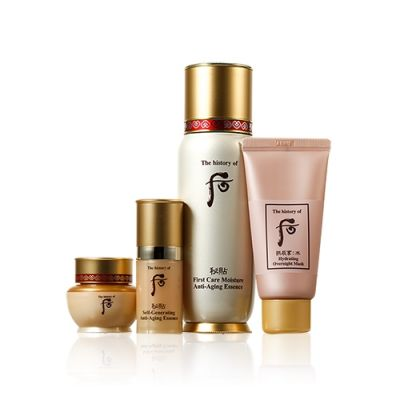 BICHUP First Care Moisture Anti-Aging Essence Special Set