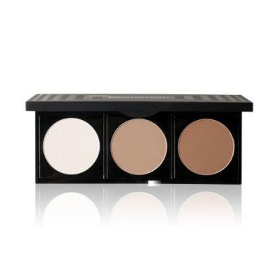 Luscious Goddess 4D Contour Makeup Palette (#Brownie)