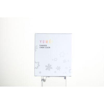 [凡購Yumei 指定底妝系列加HK$1]無瑕絲滑胭脂粉連掃 #01