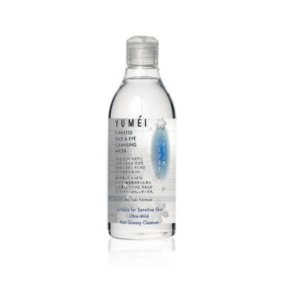Face & Eyes Cleansing Water