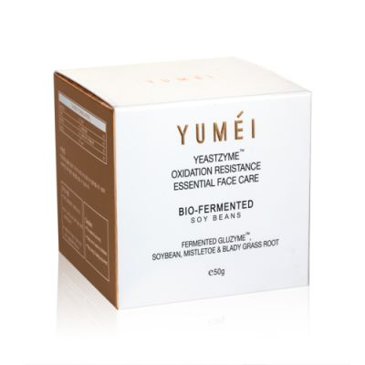 Yumei Yeastzyme TM Oxidation Resistance Essential Face Care