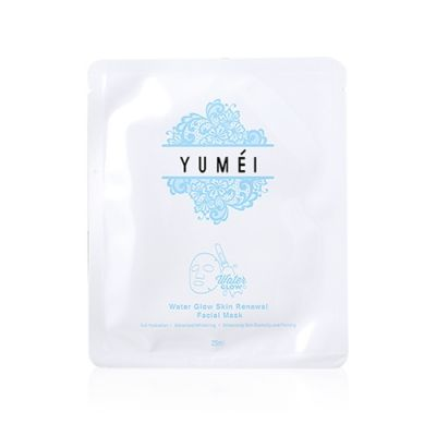 WATER GLOW Water Glow Skin Renewal Facial Mask