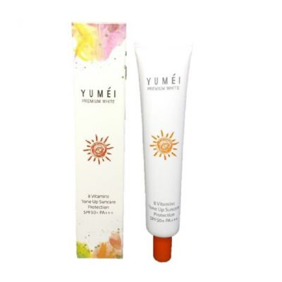 [Buy 1 Get 1 Free] 8 Vitamins Tone Up Suncare Protection SPF50+ PA+++
