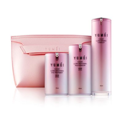 Rejuvenating Caviar Set (with Pink Gift Pouch)