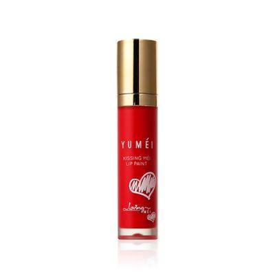 Kissing MÉI 唇彩 #02 Ruby Rouge
