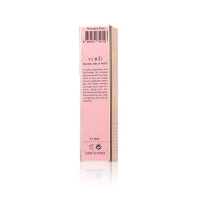 [2pcs - Special Price] Kissing MÉI Lip Paint #04 Nostagia Rose