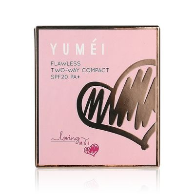 Loving MÉI Flawless Two-way Compact SPF20 PA+ #02