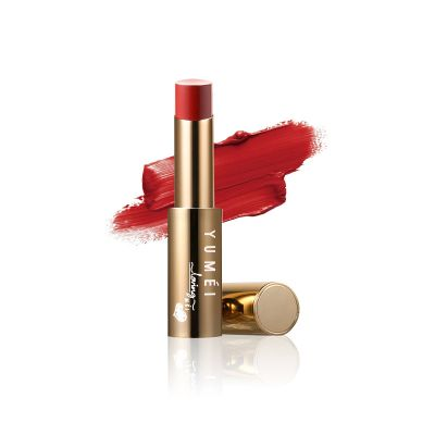 Kissing MÉI Airy Lip Color #12 Crimson Red