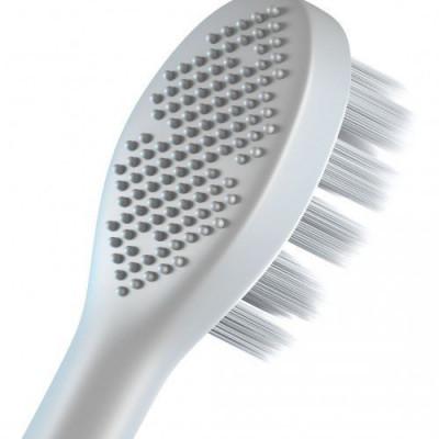 聲波震動牙刷 (白) + 3個裝刷頭